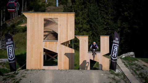 Zielsprung Lenzerheide, Bike Kingdom