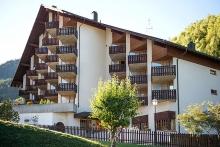 Hotel Catrina Resort Disentis