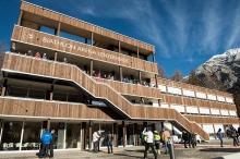 Biathlon Arena Lenzerheide - Nordic Hostel