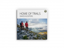 Booking Produktbilder Home of Trails Davos Klosters