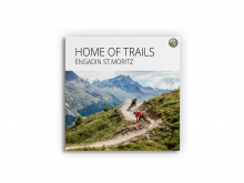 Produktbild Home of Trails Engadin St.Moritz