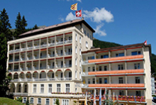 Hotel National graubündenBIKE-Hotel