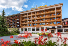Sporthotel Hof Maran Arosa, graubündenBIKE-Hotel