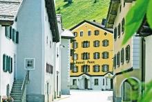 Hotel Post Bivio, graubündenBIKE-Hotel