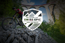 Introbild Swiss Epic Route Package