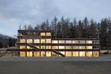Biathlon Arena Lenzerheide - Nordic House