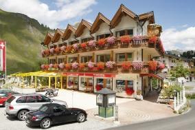 Hotel Bündnerhof Samnaun