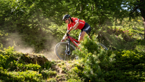 Keller und Vitzthum gewinnen Engadin Bike Giro