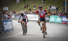 Filippo Colombo sorgt für Schweizer Sieg in Lenzerheide 2019