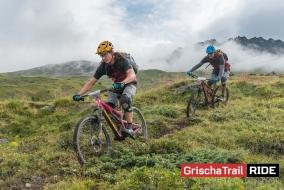 Grischa Trail Ride 2016