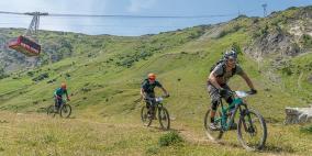 Rocky Mountain Trail Ride Davos, 2015