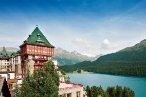 Badrutts Palace Engadin St.Moritz