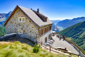 Belvedere Alp Grüm