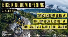 Bike Kingdom Opening Lenzerheide
