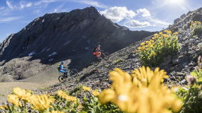 E-Mountainbike Engadin