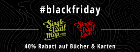 Black Friday bei Singletrail Map und Singletrail Book