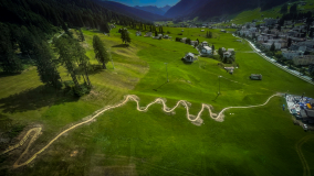Bolgen-Trail Davos