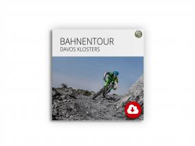 Produktbild Datenpackage Bahnentour Davos Klosters