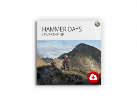 Produktbild Datenpackage Hammer Days Lenzerheide