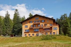 Chesa Spuondas St.Moritz, graubündenBIKE-Hotel