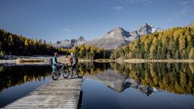 Lej da Staz (St. Moritz)