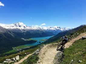 Corviglia WM Trail