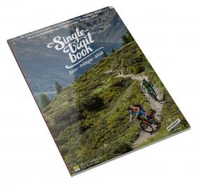 Singletrail Book, Davos - Prättigau - Albula, Cover
