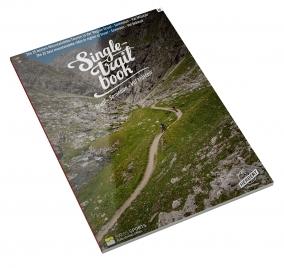 Singletrail Book, Scuol - Samnaun - Val Müstair, Cover