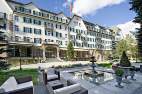 Cresta Palace, Celerina, Engadin St.Moritz