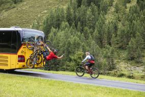 Postauto (Home of Trails)