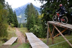 Alpen Bike Park, Chur
