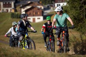 E-Bike Wochenende Hotel Lenzerhorn