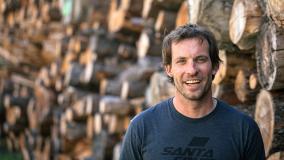 Interview Lukas Häusler Allegra Marmotta Trail