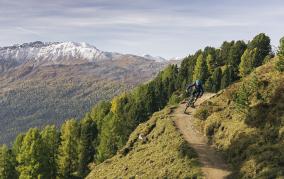 Mountainbike Engadin Scuol, Val Müstair, Graubünden