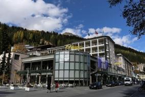 Hotel Europe Davos, graubündenBIKE-Hotel