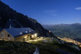 Fuorcla da Rims / Lischanahütte