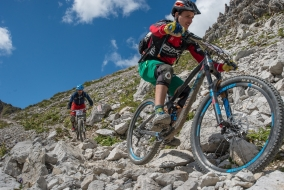 Grischa Trail Ride