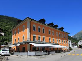 Hotel des alpes, Fiesch