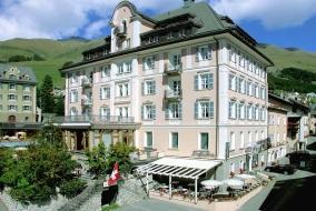 Hotel Engiadina Zuoz