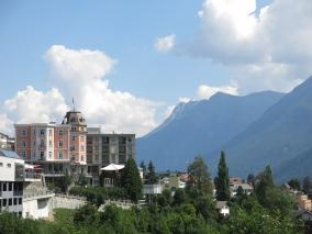 Hotel Belvédère Scuol, graubündenBIKE-Hotel