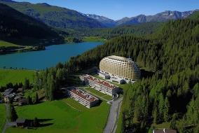 Intercontinental Davos, graubündenBIKE-Hotel