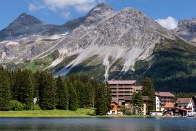 Valsana Hotel und Appartements Arosa, graubündenBIKE-Hotel