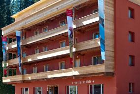 Arosa Vetter Hotel, graubündenBIKE-Hotel