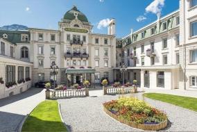 Grandhotel Kronenhof Pontresina, graubündenBIKE-Hotel