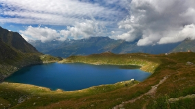 Lago di Emet (Pass da Niemet)