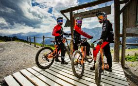 Lenzerheide Bikepark öffnet 2019
