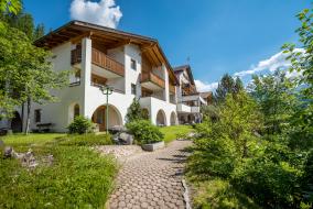 Aparthotel Muchetta Davos Wiesen, graubündenBIKE-Hotel
