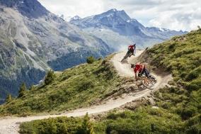 Oberengadin Corviglia (Home of Trails)