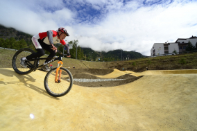 Pumptrack Pontresina