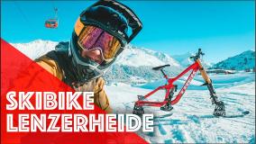 Ski-Bike Sandro Schmid